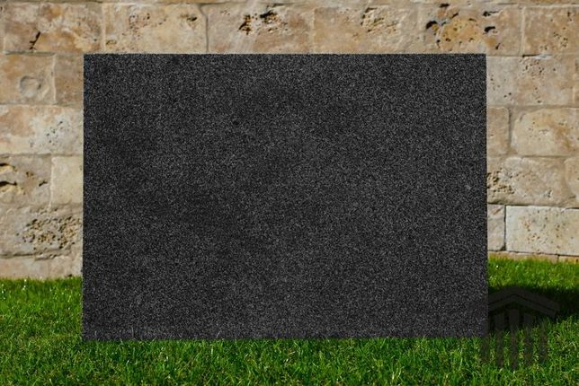 granit negru fiamat