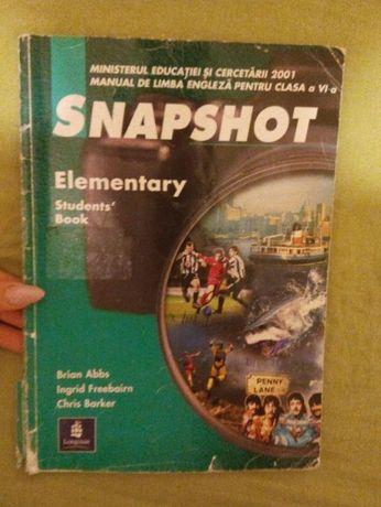 manual limba engleza snapshot