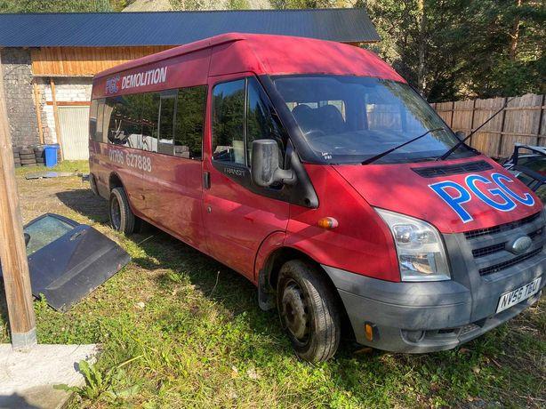Dezmembram Ford Transit, 2.4TDI, Tip Motor PFHA, An Fabricatie 2008