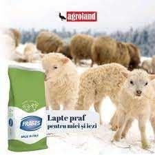 Agroland - lapte praf miei si iezi