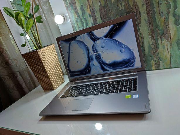 17и Дюймовый Игравой Ноутбук Lenovo Z710 8и Поточный core i7/GF GT 2Gb