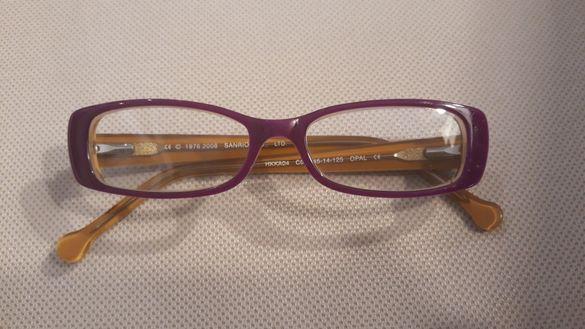 Детски диоптрични очила Hello Kitty