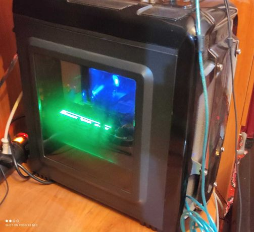 Срочно!!! Мощный СБ!!! Core i5 8400/GTX 1060 6Gb/24 RAM/SSD M2 240gb