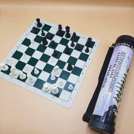 Шахматы в тубе, разные виды шахмат 3в1