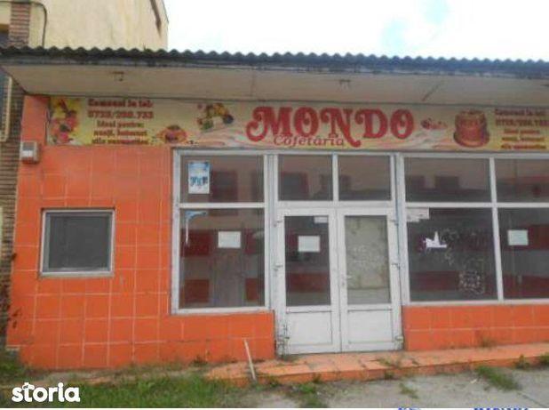 Spațiu comercial de 68 mp in Petrila, Hunedoara