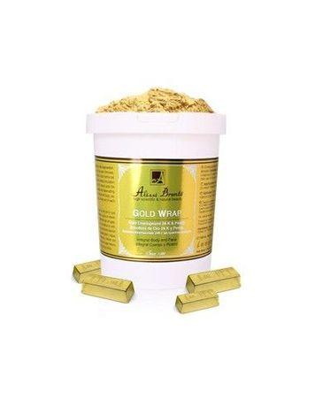 Pudra cu aur pentru fata si corp Gold Wrap, 1000 ml-Alissi Bronte