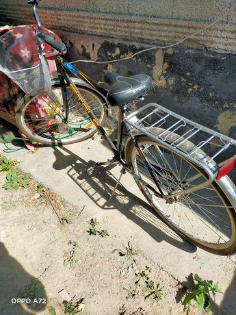 Велосипед Стелс отличный передвигался дом работа
