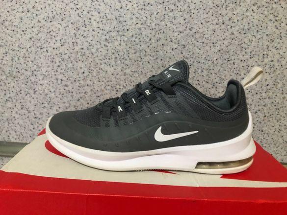 ОРИГИНАЛНИ *** Nike Air Max Axis / Cool Grey & White