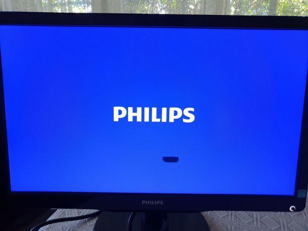 Монитор Philips 19 ЖК-монитор со светодиодной подсветкой