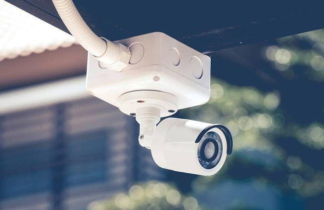 Монтаж и ремонт системы видеонаблюдения