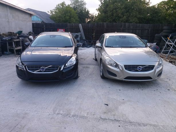 Piese Second Hand Volvo V60 Model 2010-2017