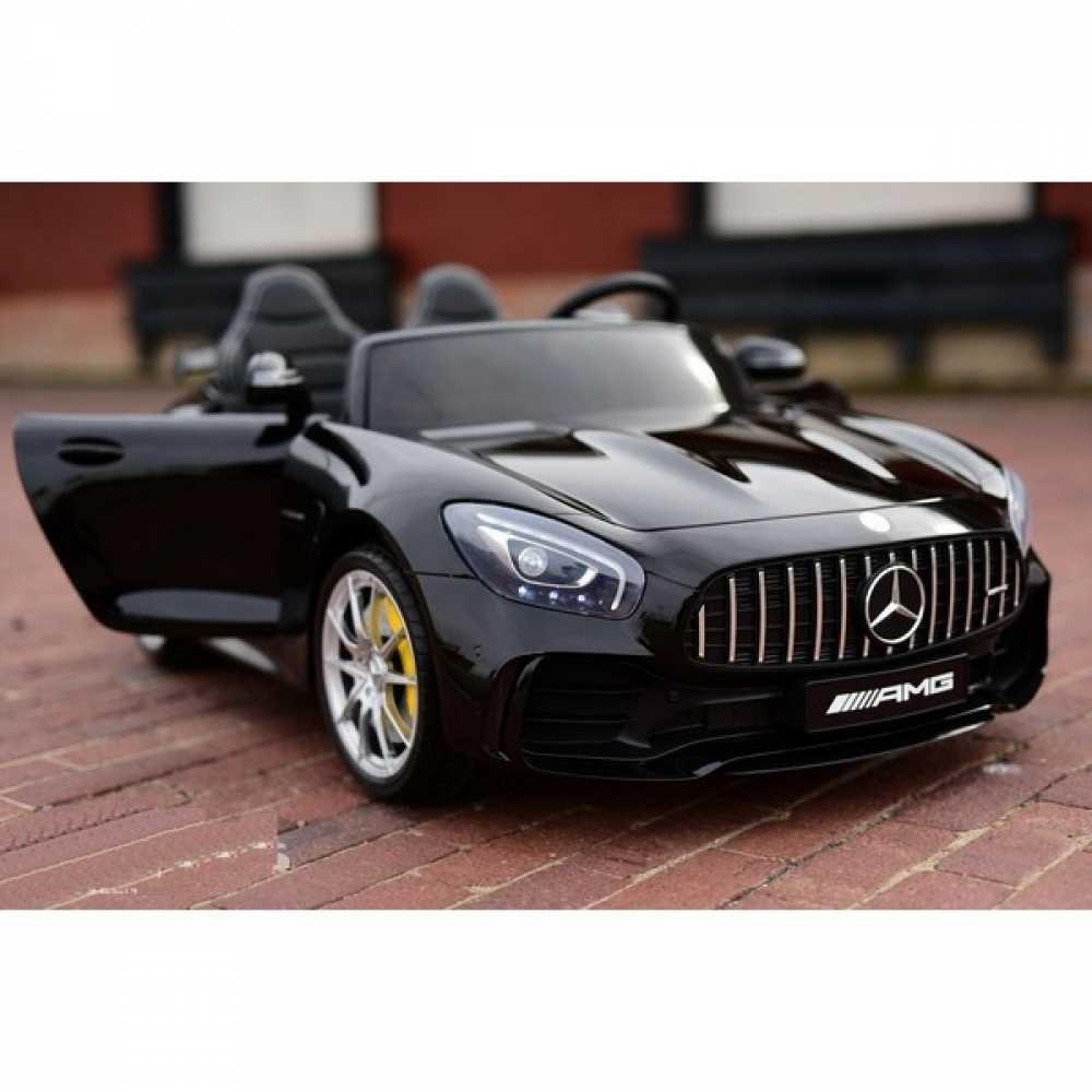 Двуместна акумулаторна кола Mercedes GTR Licensed,2X12V GTR Licensed