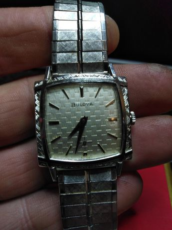 Vând ceas mecanic Bulova
