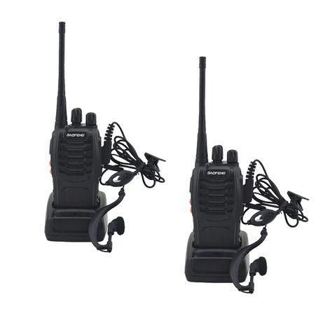 Радиостанция BAOFENG BF-888S с обхват 400-470MHZ /UHF/