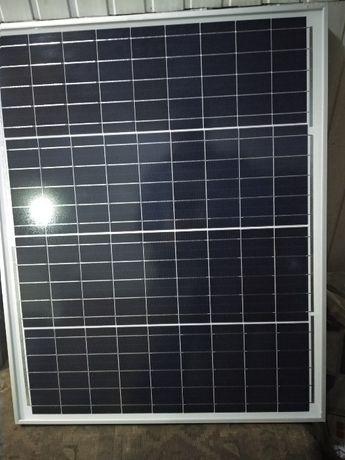 ТОП оферта качествен соларен панел 50W 12 волта