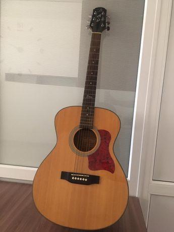Продам гитару в отличном состоянии, акустическая