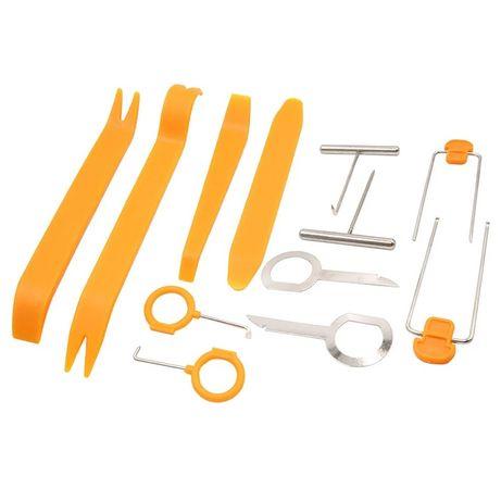 Комплект инструменти за демонтаж на автомобилен интериор