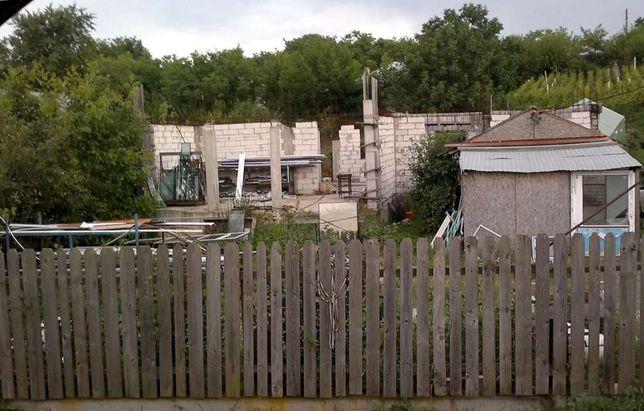 Casa neterminata+ teren 500m Judetul Giurgiu