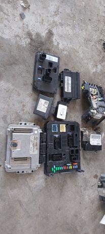 Компютър и модули за Пежо, Ситроен / Peugeot Citroen