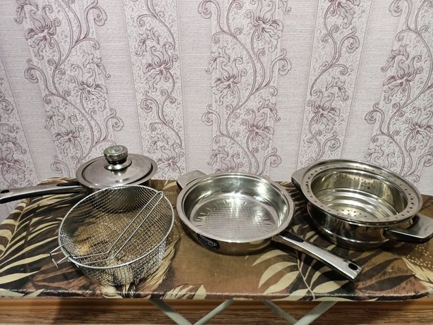 Набор посуды кухонный