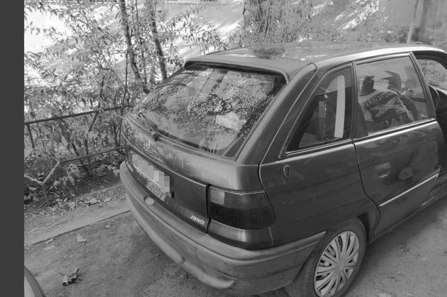 Piese recuperate sh Opel Astra F benzina 1.6 1998