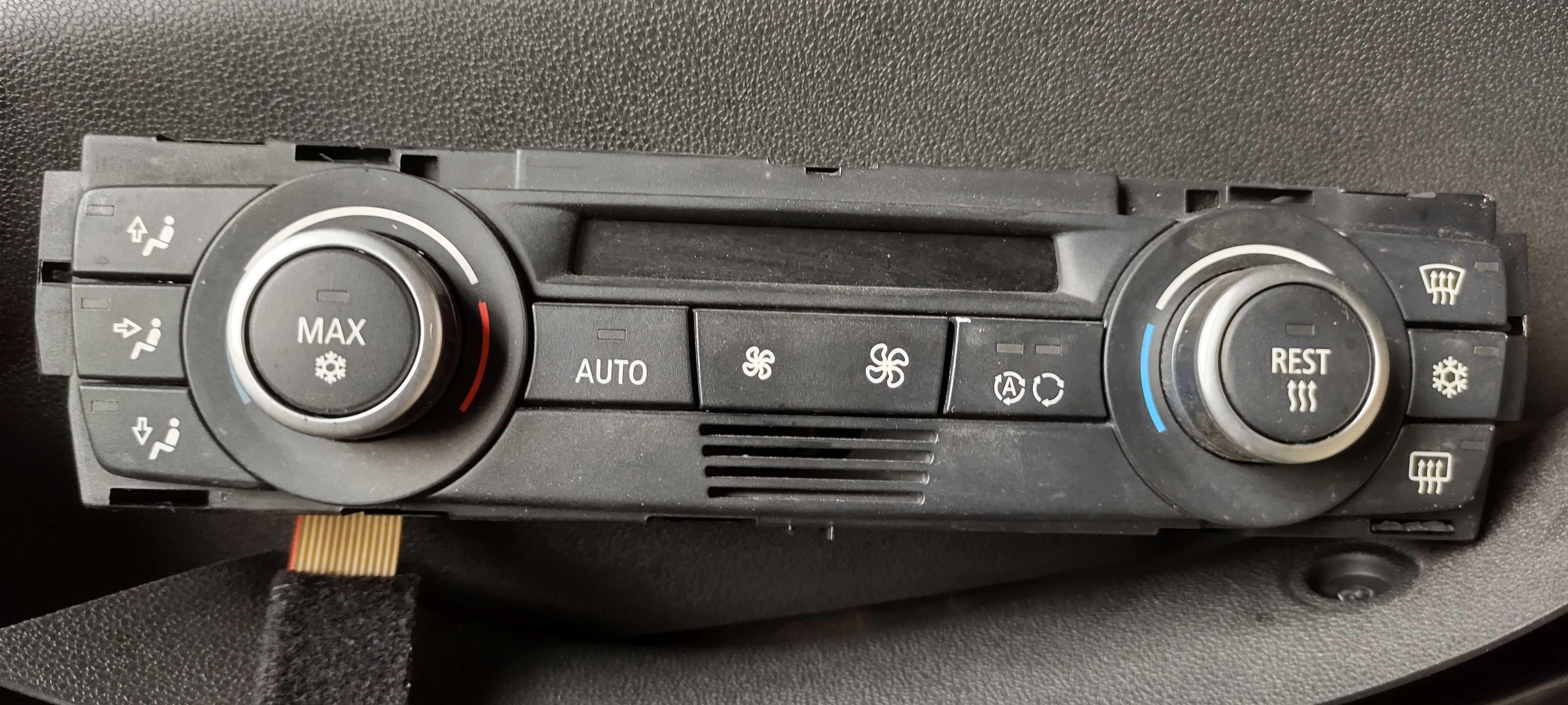 Управление климатроник - /БМВ/BMW/- е81 123d N47D 204кс.