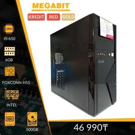 Intel core i5 системный блок для работы! MEGABIT