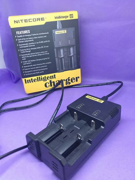 Зарядно за акумулаторни батерии- литиево йонни, Ni-Mh