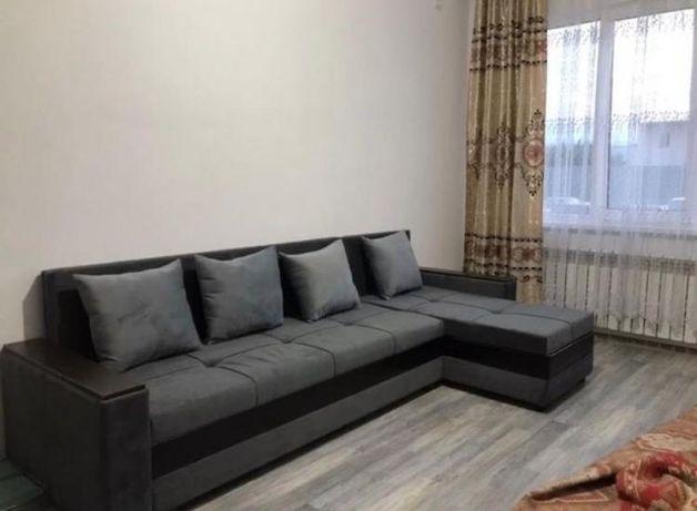 Угловой диван с ортопедическими пружинами