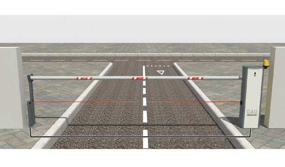 Автоматична бариера 3 до 6 метра ТАУ ИТАЛИЯ
