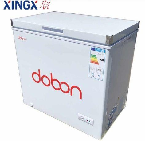 Морозильная камера Dobon 218л. Со склада Доставка по Алмате бесплатно