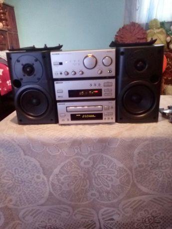 Linie Audio'' Onkyo 3. piese / VANDUTA / Mai sant Boxele originale ''