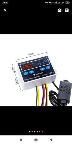 Терморегулятор с контролем влажности