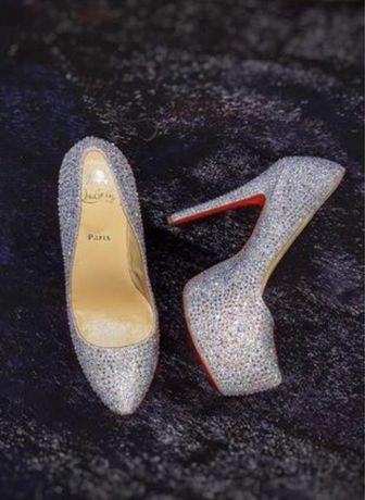 Туфли Лабутены (стразы)