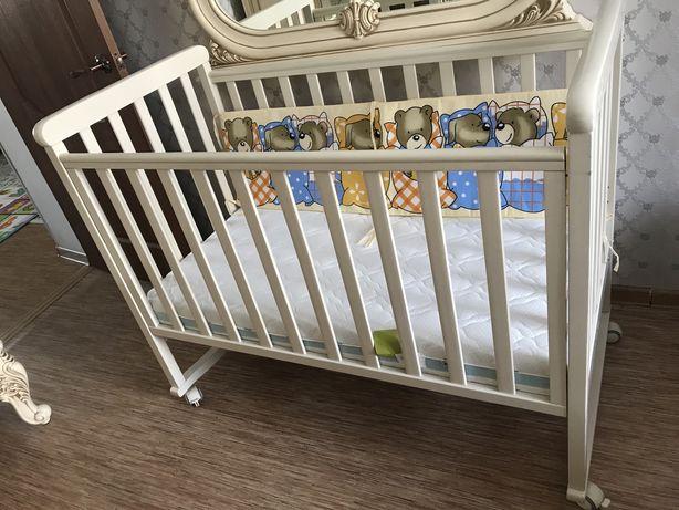 Детская кроватка Veres ( Украина)