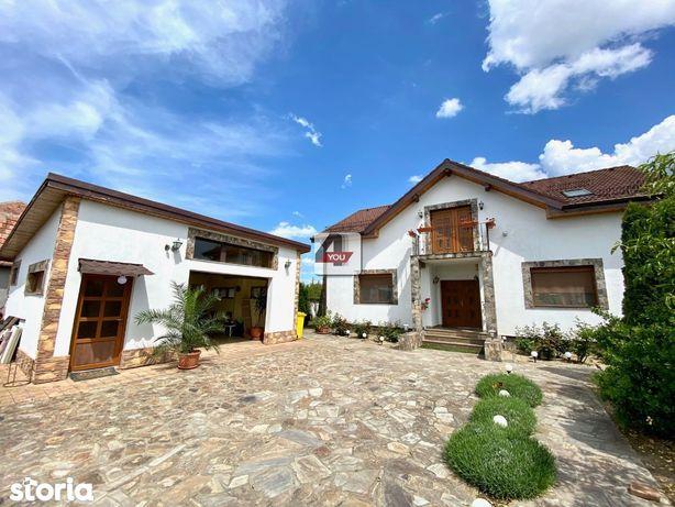 Vila stil clasic in Bujac pe un teren de 1174 mp inconjurata de natura