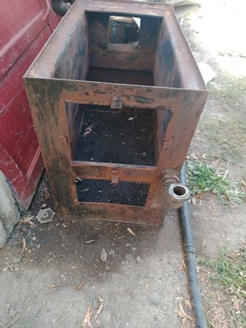 Продам печь отопления