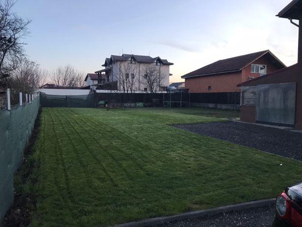 Vila cu Doua spatii comerciale  in Bucuresti Sect 5 cu 1100m teren