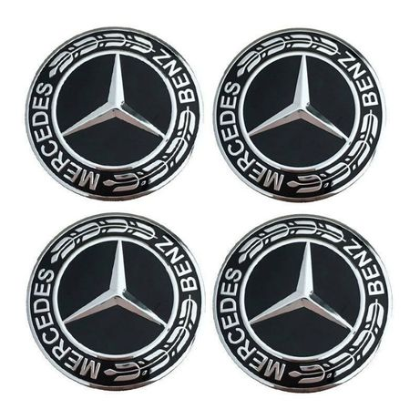 Капачки за джанти за Мерцедес 75мм Mercedes Benz