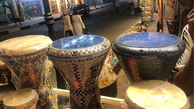 Дарбука барабан с египта на заказ закажу все что нужно настоящяя кожа
