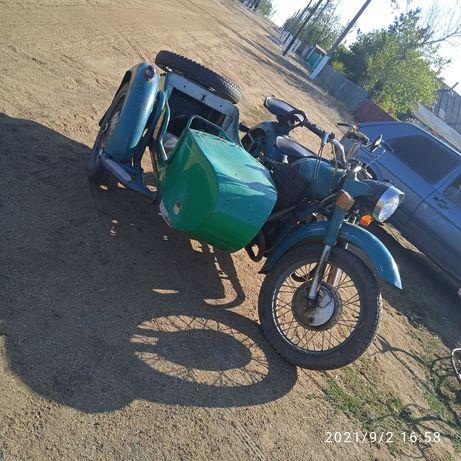 Продам мотоцикл днепр МТ 72