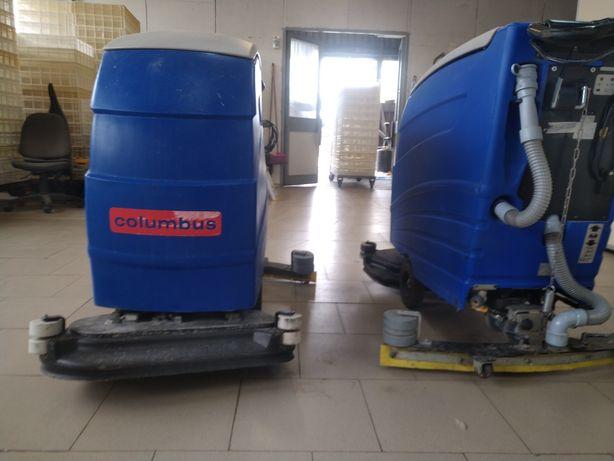 Masina de spalat pardoseala profesionala Columbus RA66 BM60