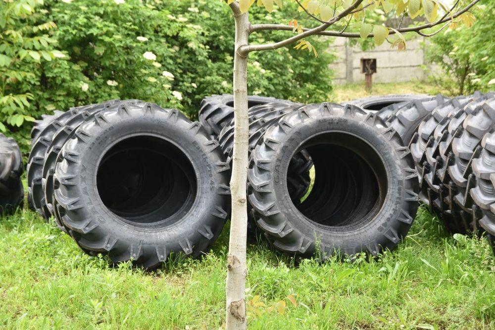 13.6-28 anvelope de tractor GALAXY garantie 5 ani cu livrare gratuita Dragomiresti - imagine 1