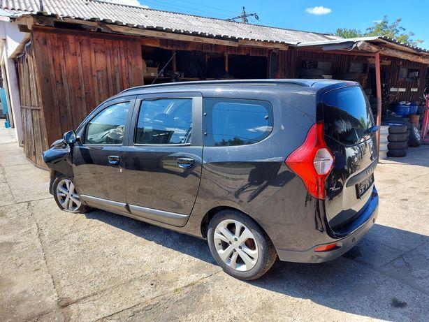 Dezmembrez Piese Dacia Lodgy 2014 ,1.5 dci 110.cp euro 5 varianta full