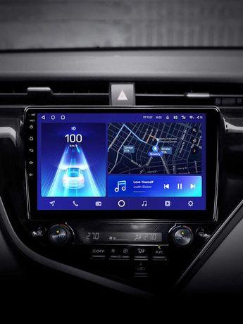 Автомагнитолы Toyota Camry 40,45,70 Android Камри 30,35 Corolla