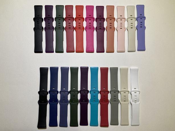 Bratara Curea Band Strap Silicon Fitbit Versa 3 Sense Marime S L
