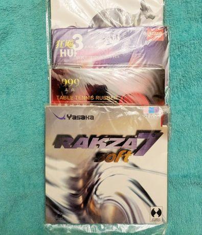 Накладки на теннисные ракетки