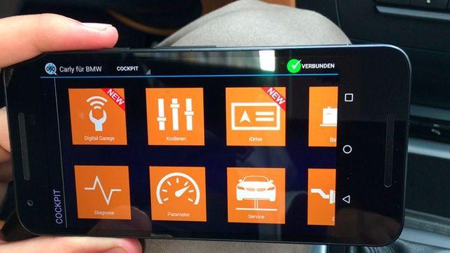 Instalez Carly Pro bmw pt Android - Windows- ios