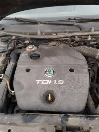 Dezmembrez motor 1.9 tdi ALH ASV AHF AGR Skoda Octavia 1 Golf 4