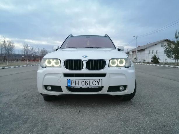 BMW x3, Navi, 4x4, 177 CP, M Packet Full, Istoric menținut la BMW.